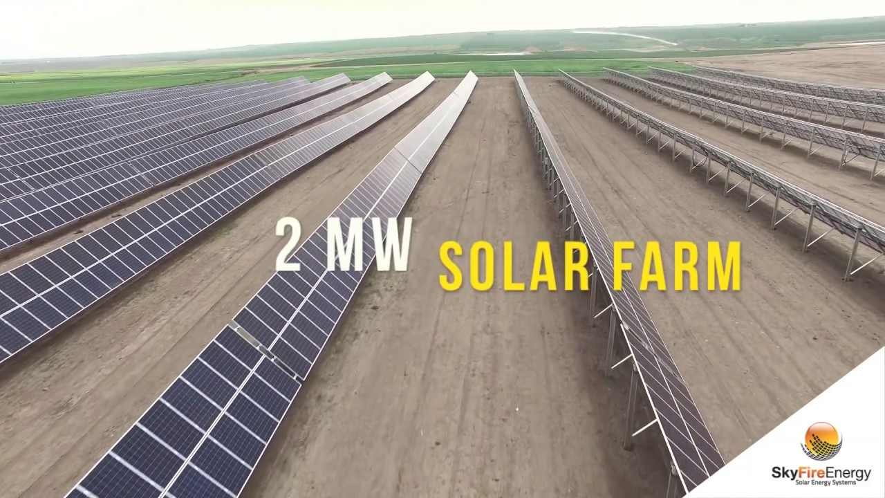 SkyFire Energy | Solar Power Systems & Solar Panels
