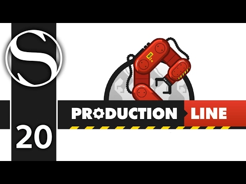 PRODUCTION LINE - Let's Play Production Line / Production Line Gameplay Part 20