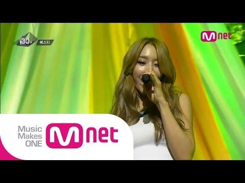 Mnet [엠카운트다운] Ep.387 : 베스티(BESTie) - Hot Baby @MCOUNTDOWN_140731