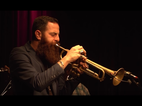 Avishai Cohen's Triveni - Shiny Stockings (Frank Foster)
