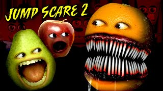 Annoying Orange - Jump Scare #2: Fruity FazPear's Pizza | #Shocktober