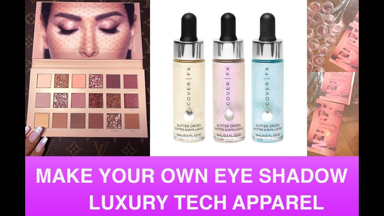 b6ad9ac41b8 makeup make your own eyeshadow with the new nude palette