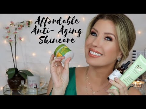 AFFORDABLE, Anti Aging, Game Changing Skincare!!!