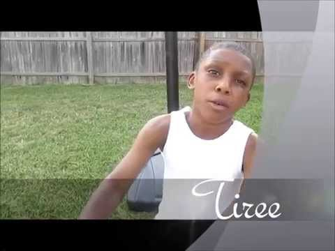 "****My Son Tiree Singing Trey songz: "" I Can't help but wait""****"