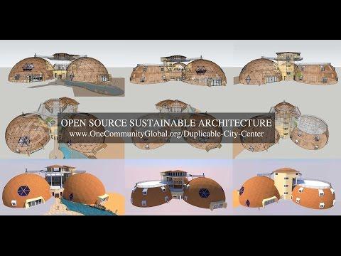 Open Source Architecture: Duplicable City Center Video 2.0