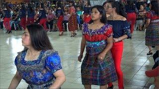 Ensayo de Convite Femenino del Quiche 2019