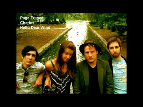 Page France - Chariot