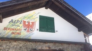 Schitour Inzinger Alpl - Brechten