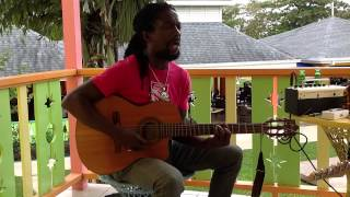 NEGRIL musician Gary Cooper - Irie and Mellow