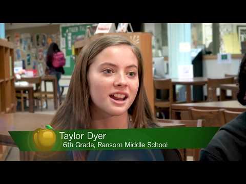 Jodi Woods, Sixth Grade Teacher at Ransom Middle School