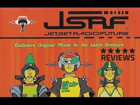 Game Review: Jet Set Radio Future- A Blast From the Past!
