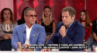 Zone e lire - Flet John Alite, ish krahu i djathte i John Gotti-t (15 qershor 2018)