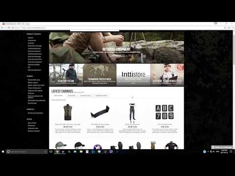 Do You Like Military Surplus? Camping and Outdoors Stuff? Why not Try Varusteleka