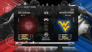 Ncaa Basketball 10 Rosters Updated For 2018 2019 Season Texas Tech Vs West Virginia