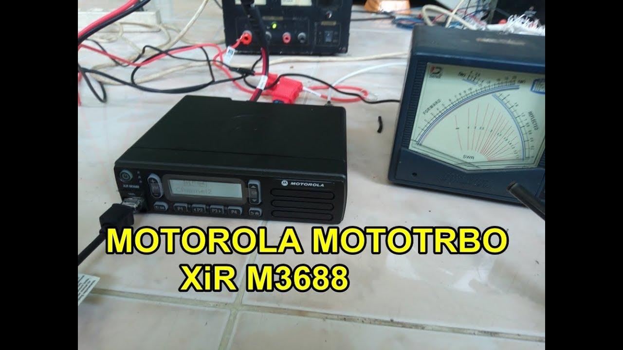 Motorola M3688 Software Update Videos - Waoweo