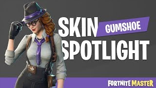 Gumshoe Skin Spotlight (Fortnite Battle Royale)