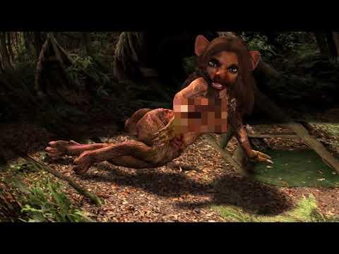 Anthro Bear Transformation Youtube