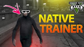 How to Install and Use SCRIPT HOOK V & ENHANCED NATIVE TRAINER in GTA 5 !