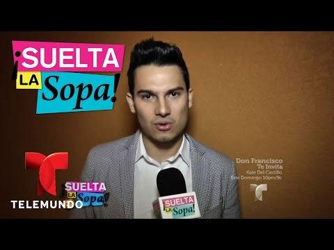 Pipe Bueno reveló el nombre del actor que lleva a que piensen que él es gay