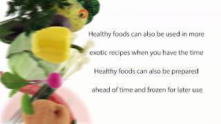 A nice information about healthy food