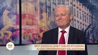 Négy kihívója lesz Tarlós Istvánnak az őszi önkormányzati választáson