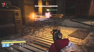 Destiny Weekly Heroic Strike 2-24 Matchmaking