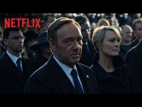 ハウス・オブ・カード 野望の階段 <シーズン1> ダイジェスト映像 - Netflix [HD]