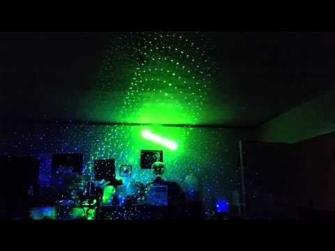 From Thumb N Records Freestyle showing most of the lights