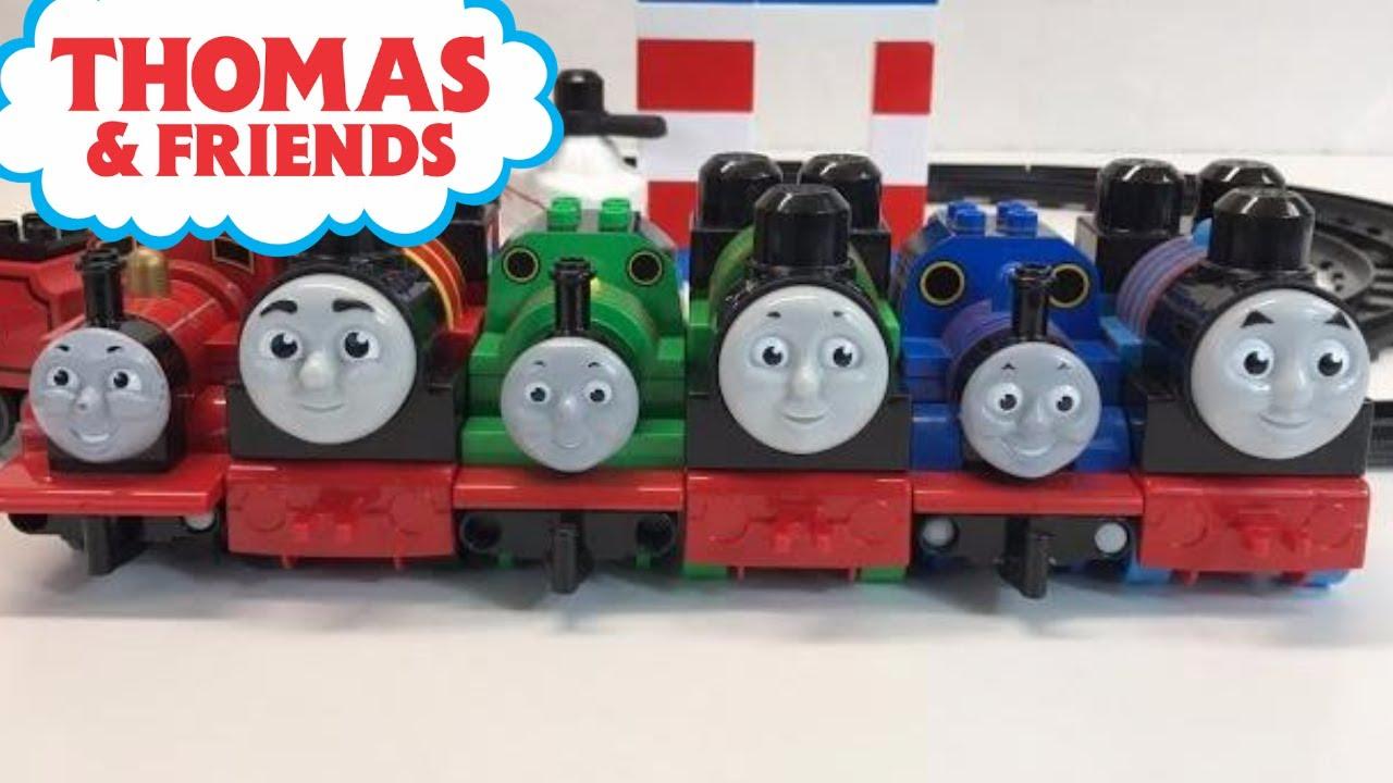 Snap Jesse Thomas Trein Duplo Photos On Pinterest Lego 5547 James Celebrates Sodor Day Percy New Mega Bloks Vs Trains Youtube