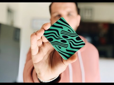THE BEST DECK FOR CARDISTRY?! (GEMINI X GOBLIN PLAYING CARDS! REVIEW AND GIVEAWAY!)