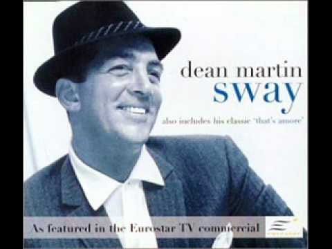 Dean Martin - Sway ^_^