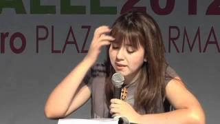 Presentación escritora Anita Toro - XXIV Feria del Libro de Ovalle