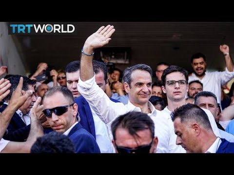 Greece Election: Kyriakos Mitsotakis beats incumbent Tsipras
