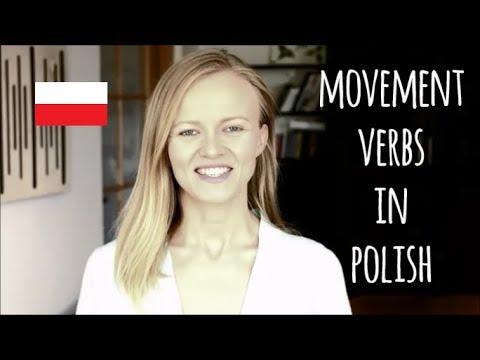 Polish lesson with Dorota: Czasowniki ruchu (iść, chodzić, jechać, jeździć)
