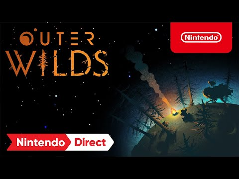 Outer Wilds - Announcement Trailer - Nintendo Switch