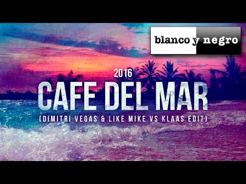 MATTN & Futuristic Polar Bears  Cafe Del Mar 2016 Dimitri Vegas & Like Mike vs Klaas Remix
