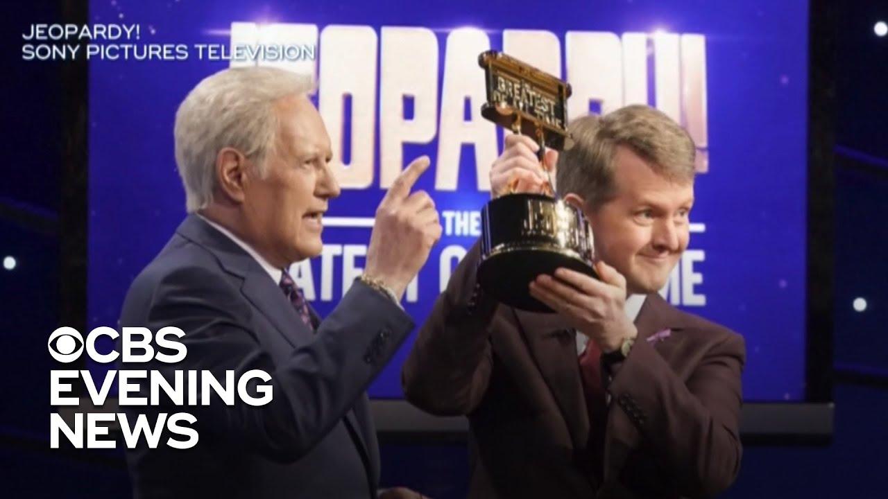 Ken Jennings will be first interim 'Jeopardy!' host following death of ...