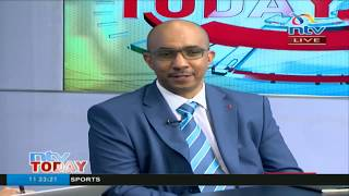 Technical director, Eng. Philip Holi interview on NTV