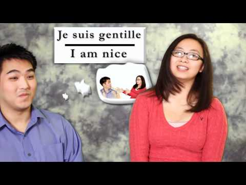 French Word of The Day - Nice / Gentil/Gentille