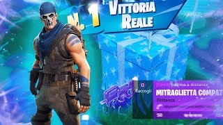 "VITTORIA REALE con la Skin LIMITATA ""PITTURA Di GUERRA""! - Fortnite Battle Royale - Stagione 5"