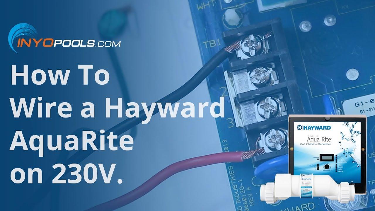 maxresdefault Hayward Goldline Rectifier Wiring Diagram on
