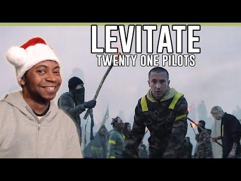 Twenty One Pilots - Levitate (Music Video) REACTION