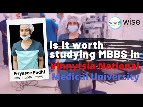 Vinntsya National Medical University | Indian Student interview about quality of study