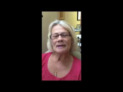 Testimonial- Previous SMILE Makeover gets a CEREC