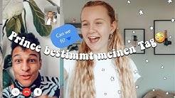 PRINCE DAMIEN BESTIMMT MEINEN TAG IN QUARANTÄNE I Mavie Noelle