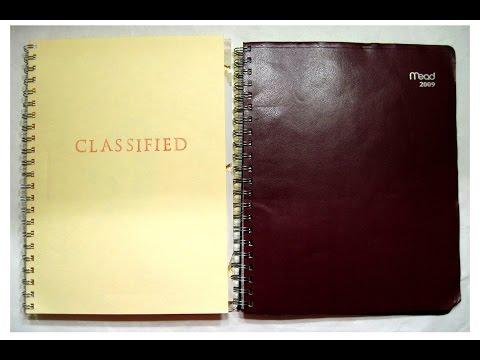 Detective Case Journals 2-3