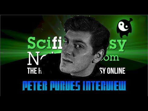 Peter Purves Interview
