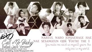 [COVER] EXO - Call Me Baby (Slow Jam Version)
