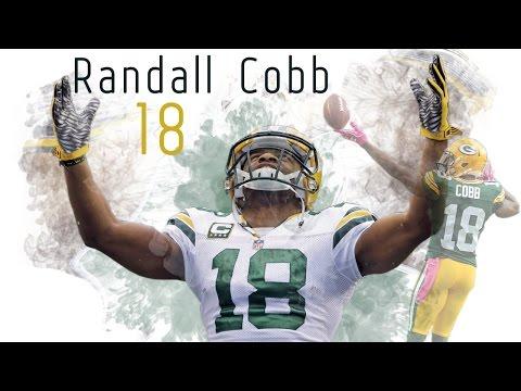 Randall Cobb 2016-2017 Highlights
