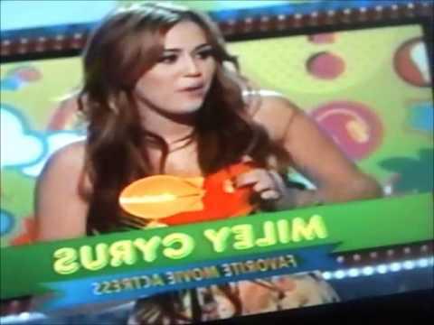 Miley Cyrus wins